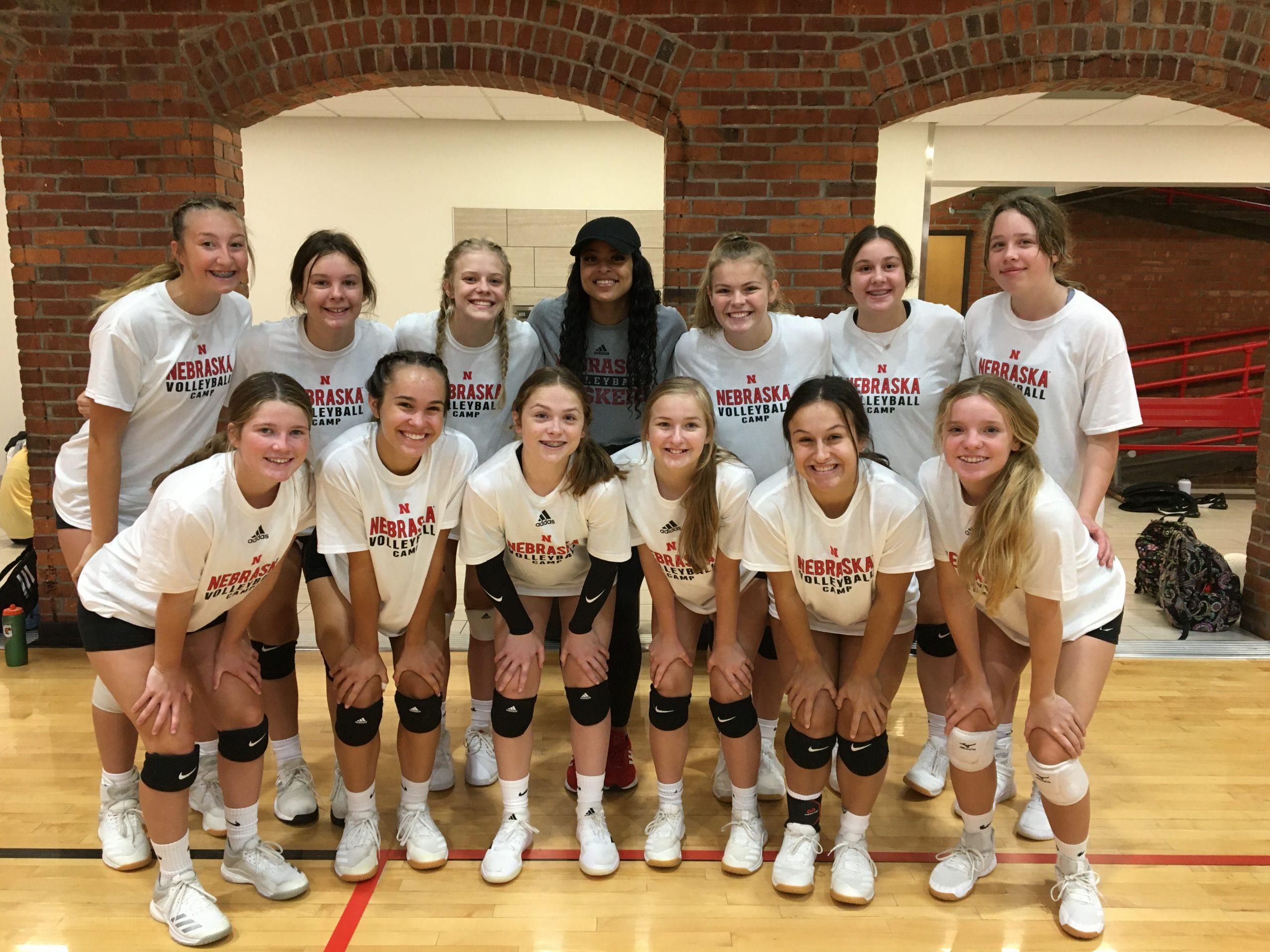 Sedgwick's volleyball camp held in Nebraska