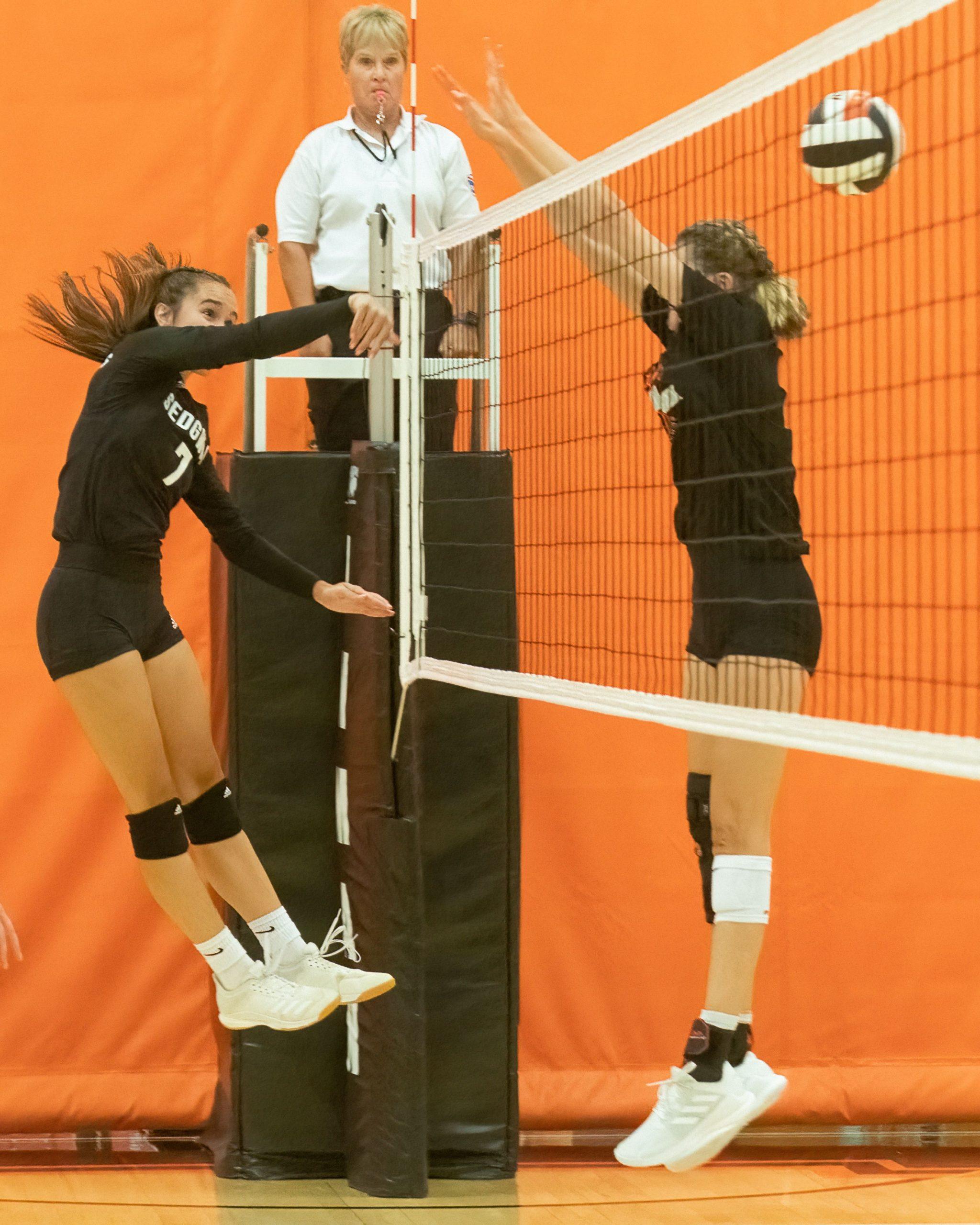 Sedgwick volleyball starts its season 4-1