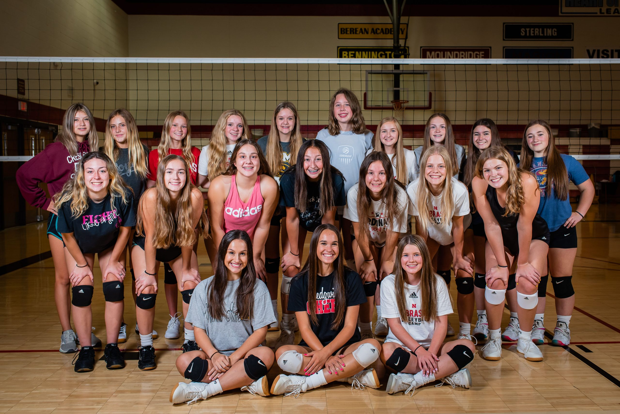 Expectations remain high for Sedgwick High School volleyball team
